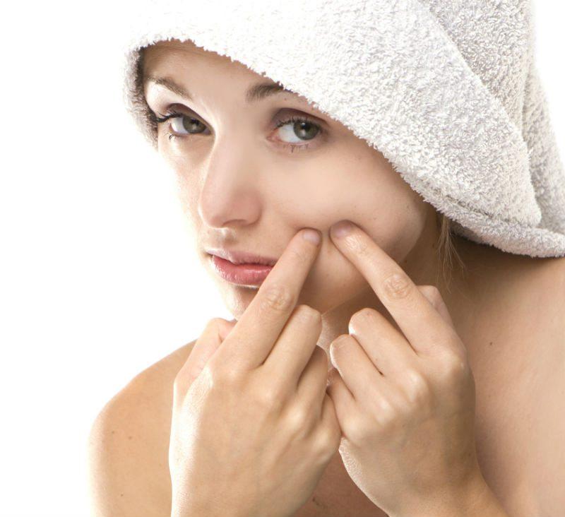 dermatite seborroica viso
